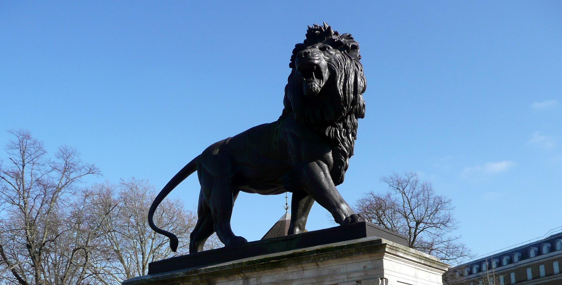 Maiwand Lion, Reading, Berkshire