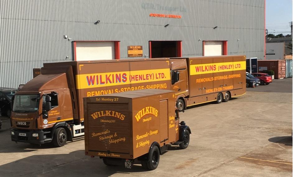Wilkins (Henley) Ltd.