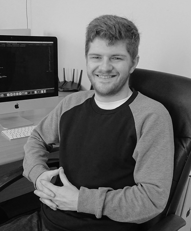 Chris Cunningham - Junior Wordpress Developer