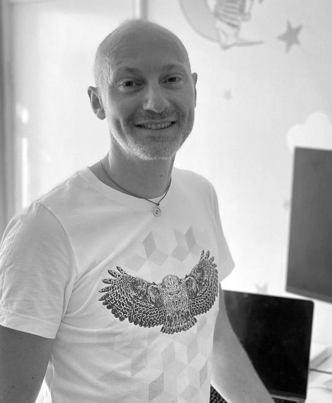 Chris Ramsden - UX/Ui Designer