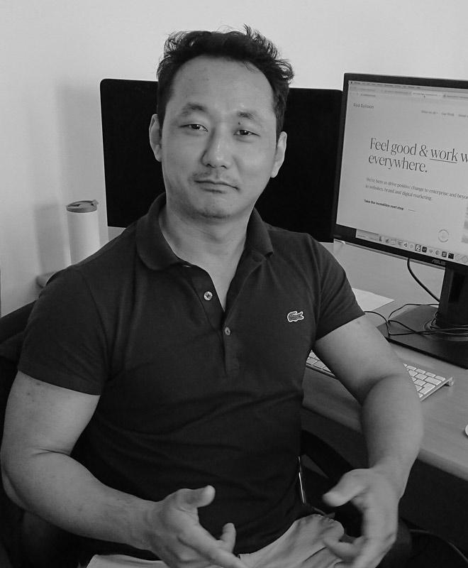 Rajesh Gurung - Senior Wordpress Developer
